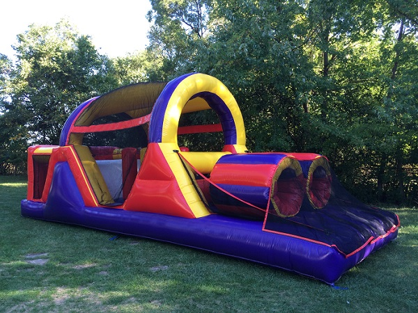Inflatable rentals Tinley Park | Oak Lawn | Obstacle Course