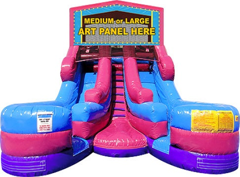Dream Double Splash Slide Rental