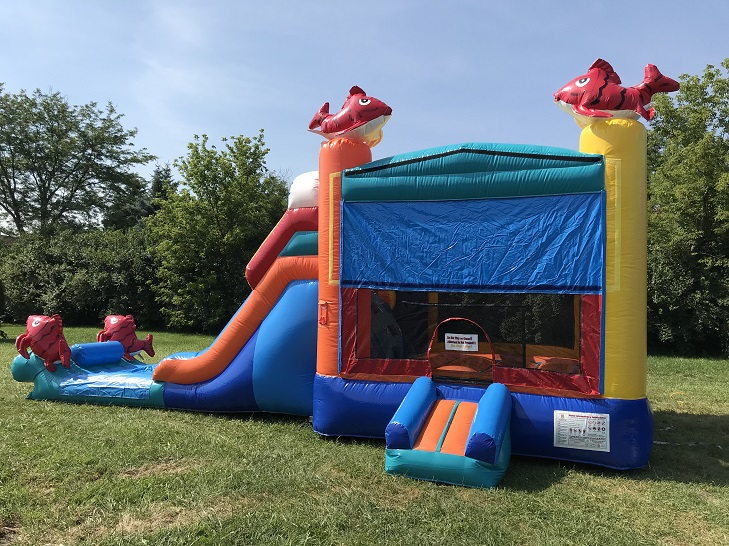water slide rental Oak Lawn IL